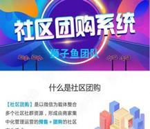 Thinkphp内核狮子鱼社区团购系统5.1.0独立版