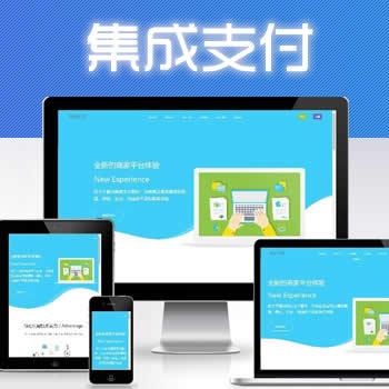 自适应个人即时到账收款平台网站源码 集成码支付微支付微信支付宝QQ支付接口