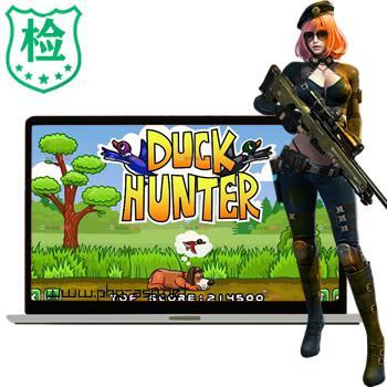 html5《疯狂狩猎鸭子》游戏源码-精典射击瞄准游戏在线玩