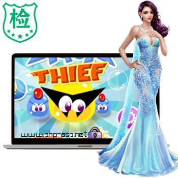 html5卖萌《水贼吃金币》游戏源码-多道具