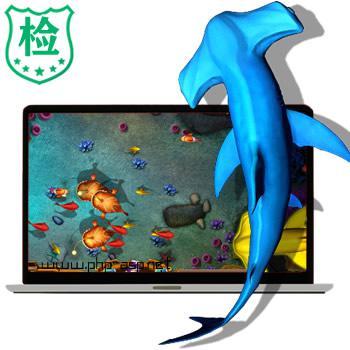 HTML5 网页版《捕鱼达人》游戏源码-在线玩